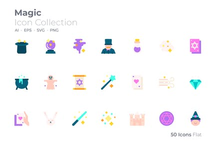 Magic Color Icon