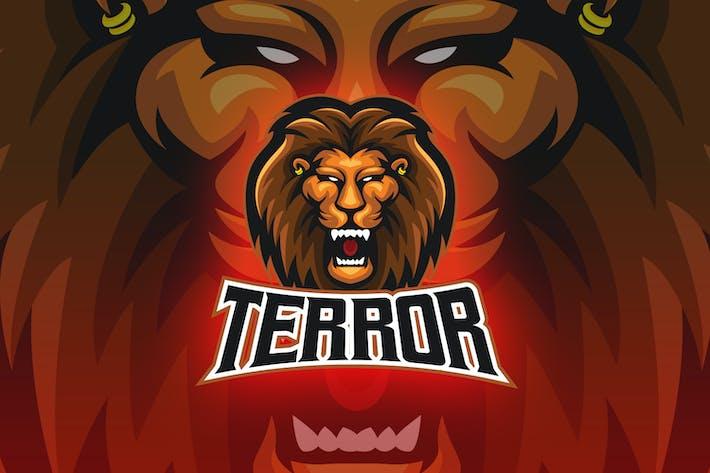 Thumbnail for Roar Lion Esport Logo