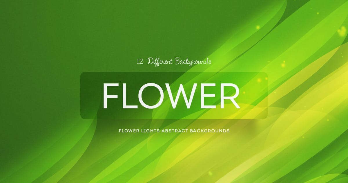 Download Flower Lights Abstract Backgrounds by mamounalbibi