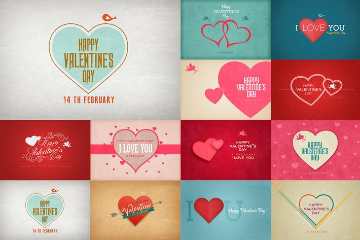 Thumbnail for Valentine Card/Backgrounds