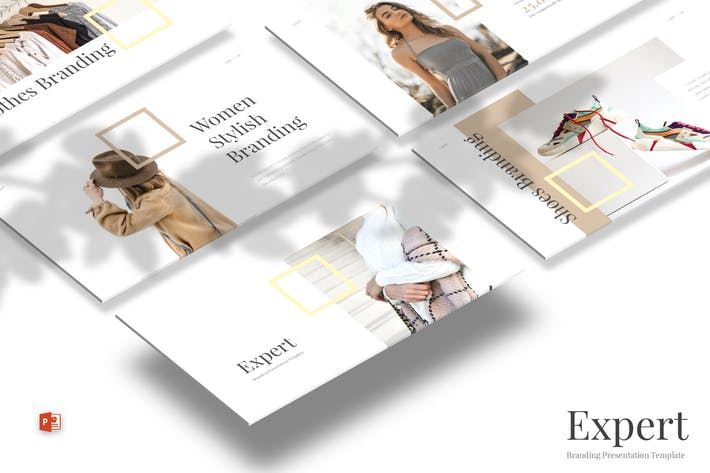 Thumbnail for Expert - Powerpoint Template