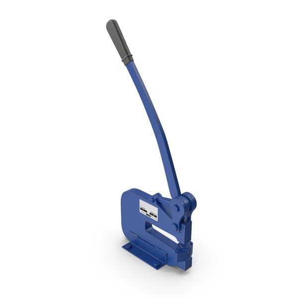 Manual Operated Bench Hole Punch