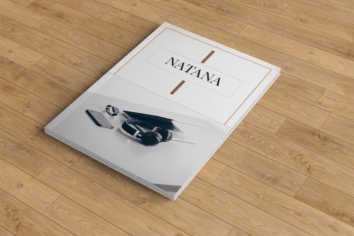 Thumbnail for Natana – Brandbook