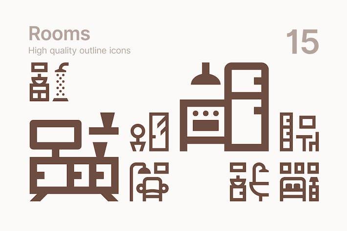 Thumbnail for Raum-Icons