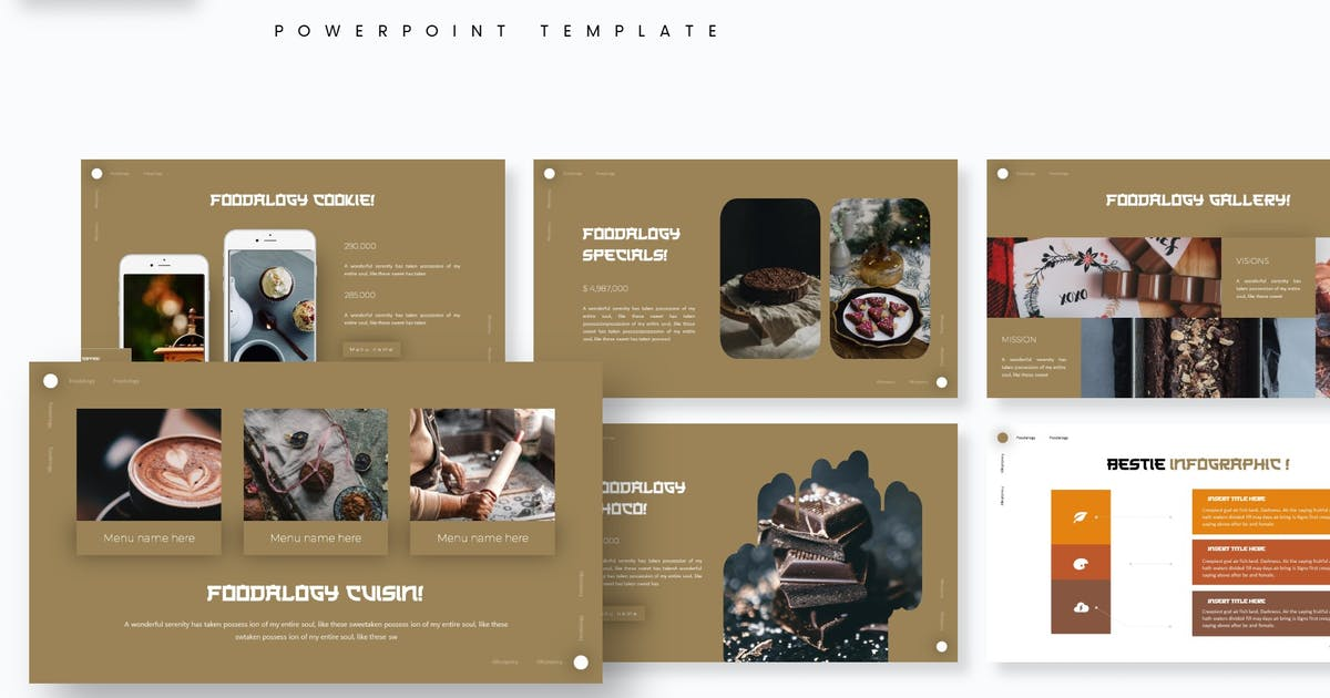 Download Foodalogy - Powerpoint Template by aqrstudio