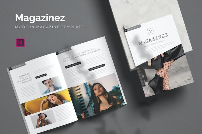 Thumbnail for Magazinez - Magazine