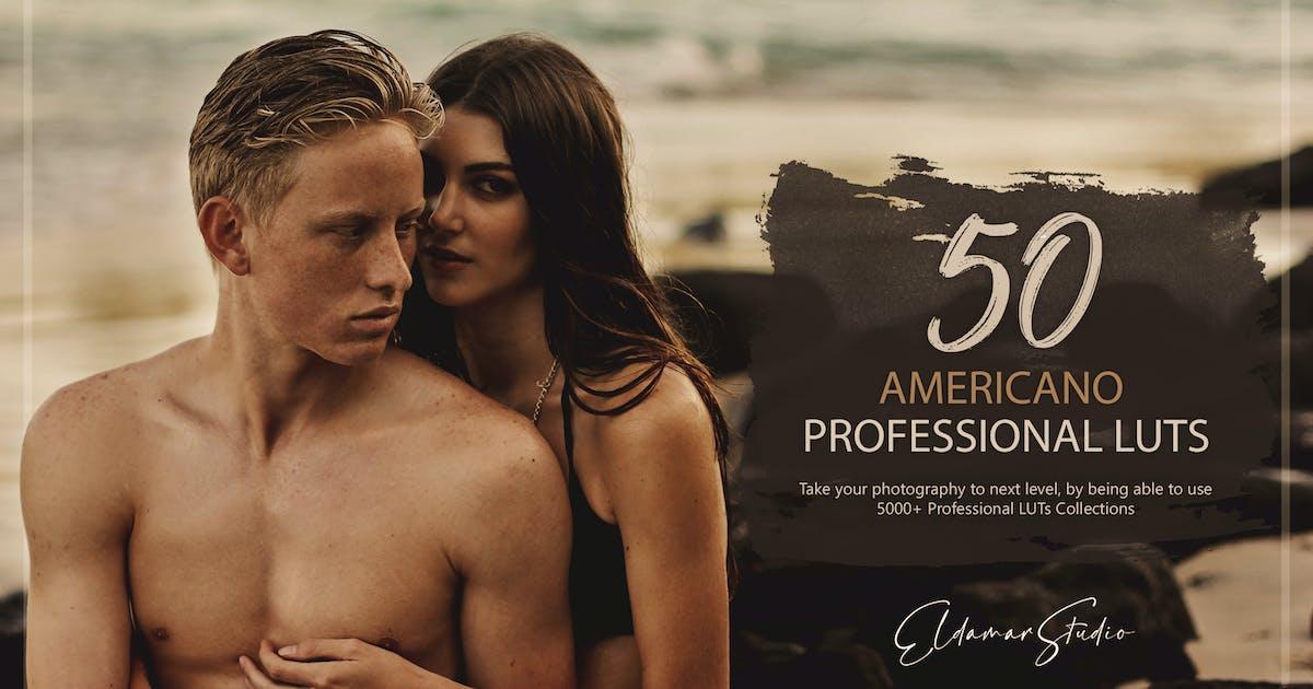 Download 50 Americano LUTs Pack by Eldamar_Studio
