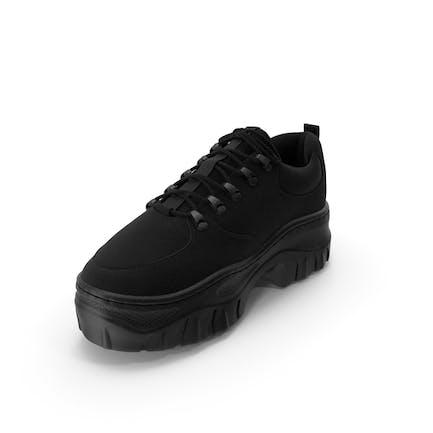 Женские кроссовки Черный