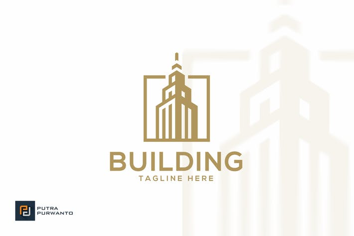 Royal Estate / Building - Logo Template by putra_purwanto on