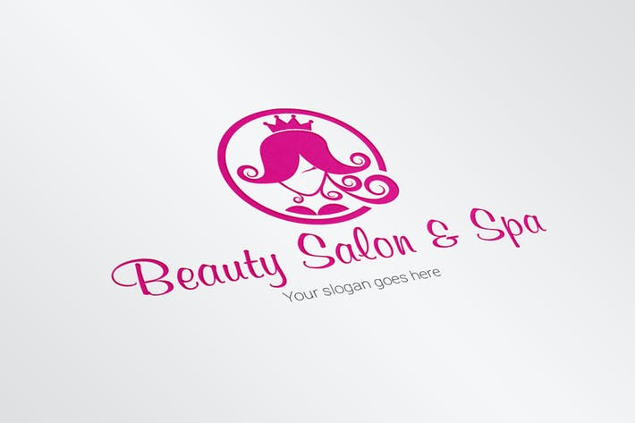 Thumbnail for Beauty Salon & Spa Logo YR