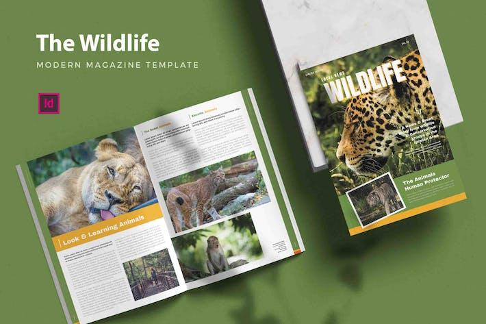 Thumbnail for Wildlife - Magazine
