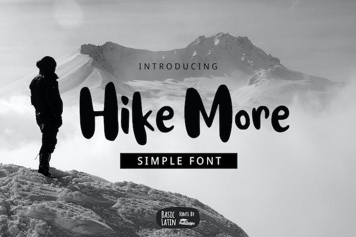Thumbnail for Hike More Fuente
