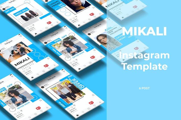 Thumbnail for Mikali - Fashion Social Media Post Part 11