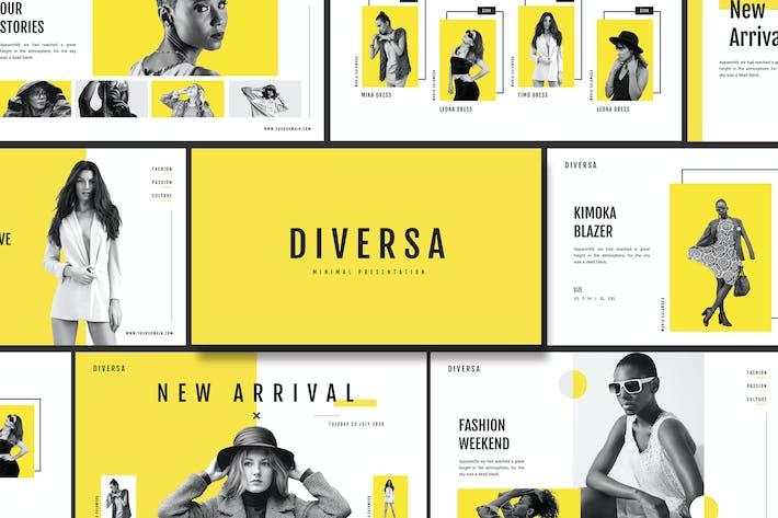 Thumbnail for DIVERSA - Fashion Keynote