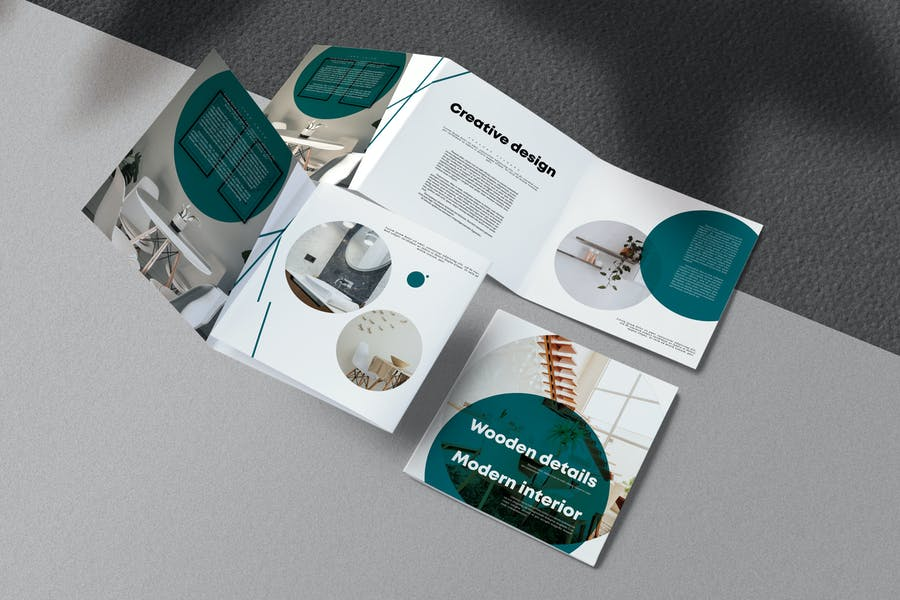 Home Interior Brochure