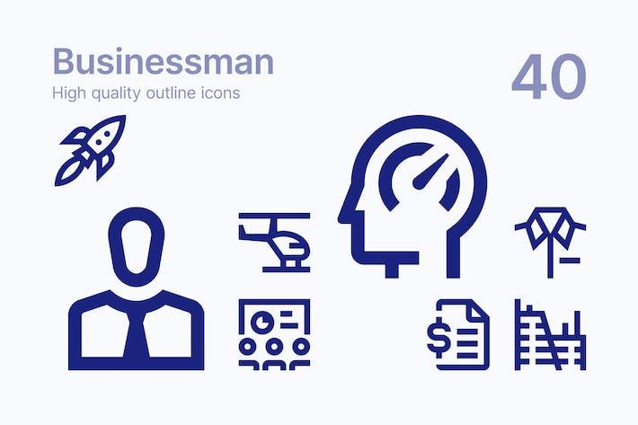 Thumbnail for Geschäftsmann