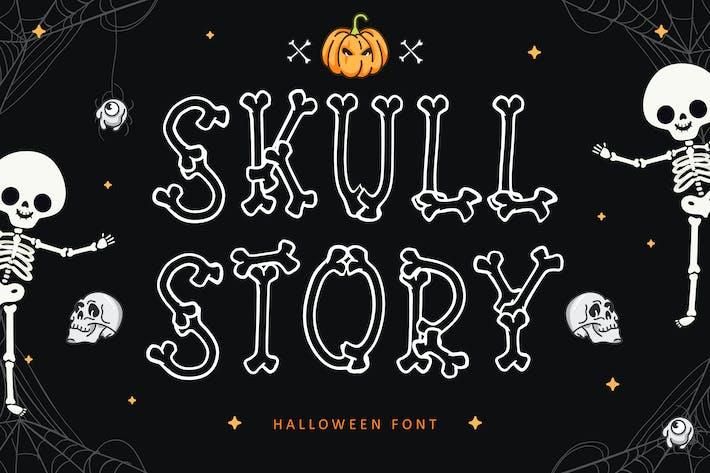 Thumbnail for Skull Story