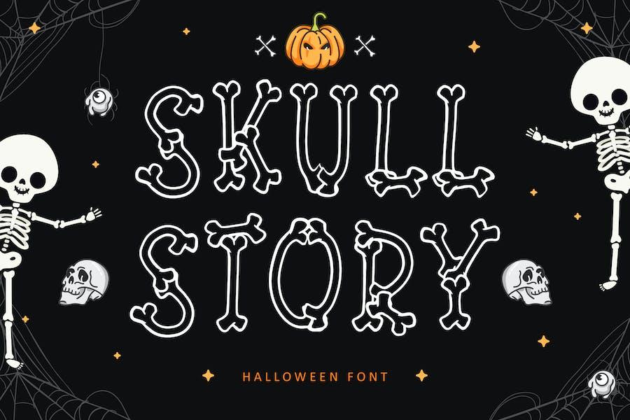 Skull Story