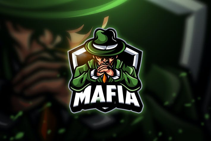 Thumbnail for Mafia - Mascot & Esport Logo
