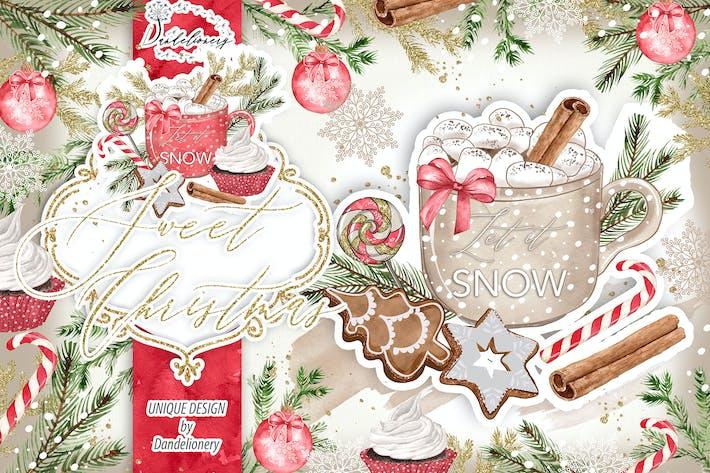 Thumbnail for Sweet Christmas design