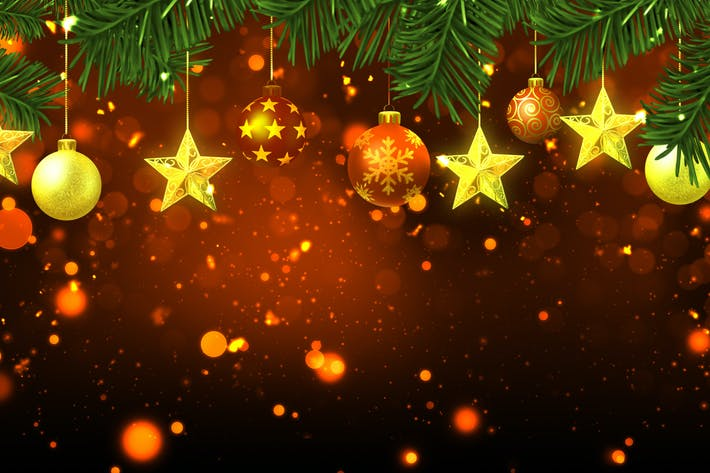Thumbnail for Christmas Background 1