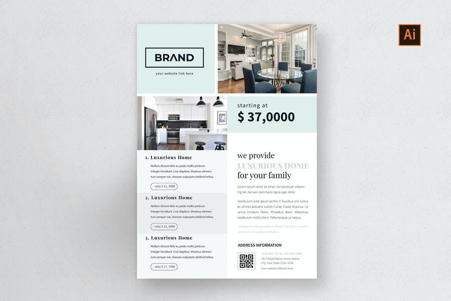 Corporate Real Estate Flyer - 01