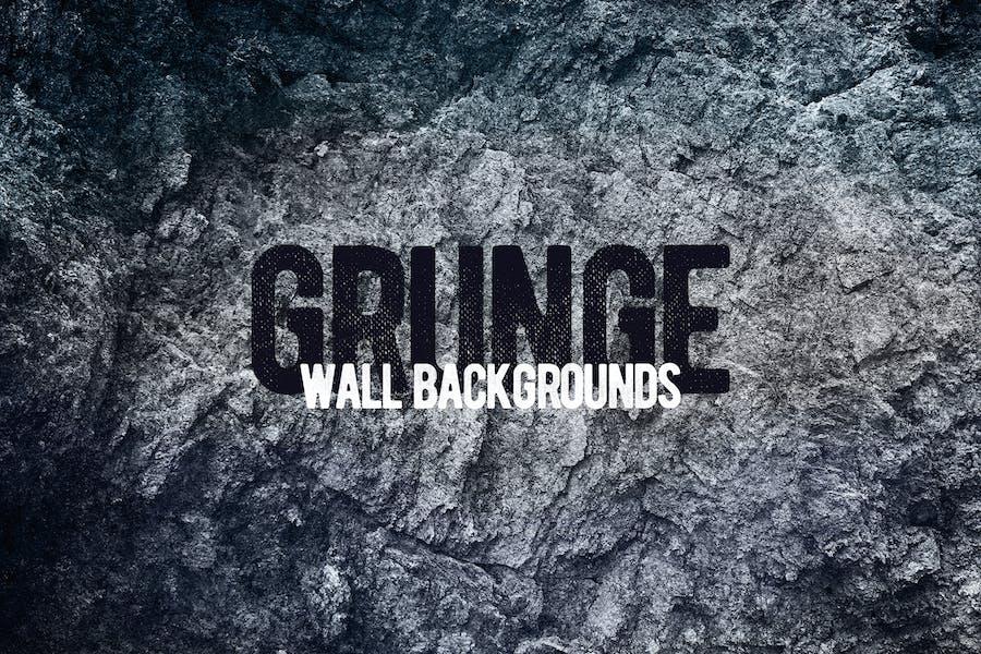 Grunge Wandtexturen