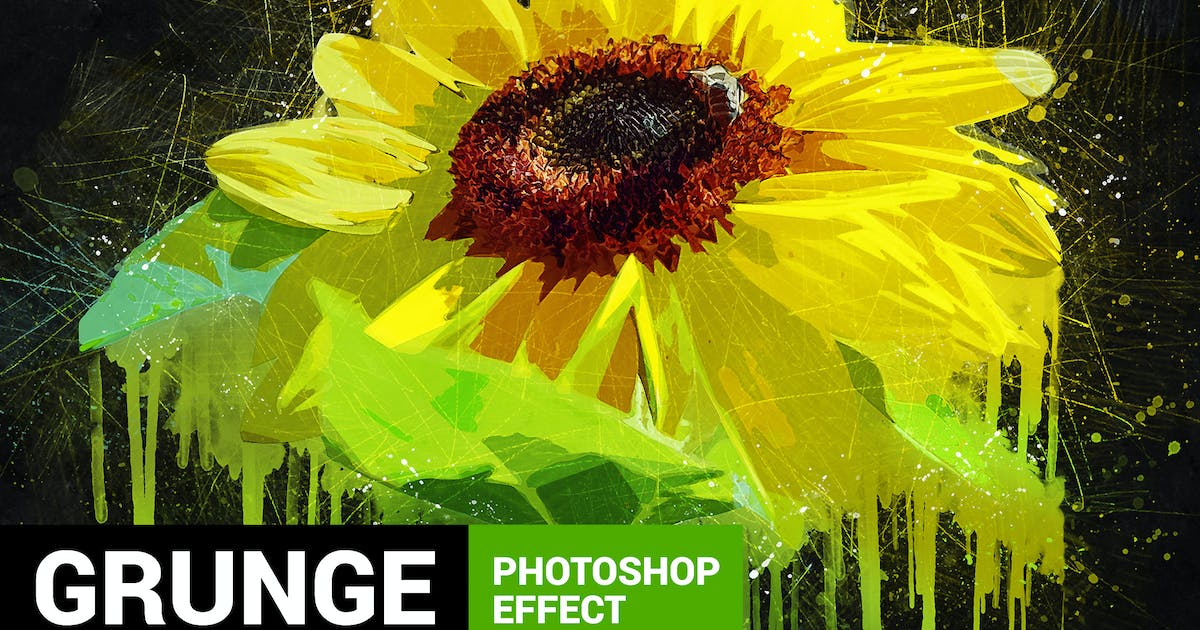 Download Posterum - Grunge Painting Photoshop Action by profactions