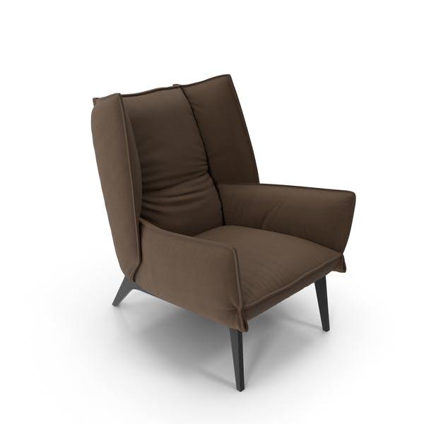 Thumbnail for Brown Armchair