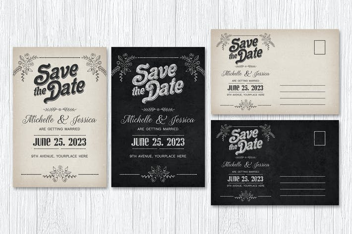 Thumbnail for Save The Date