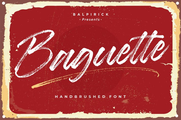 Thumbnail for Baguette Brush Fuente YH