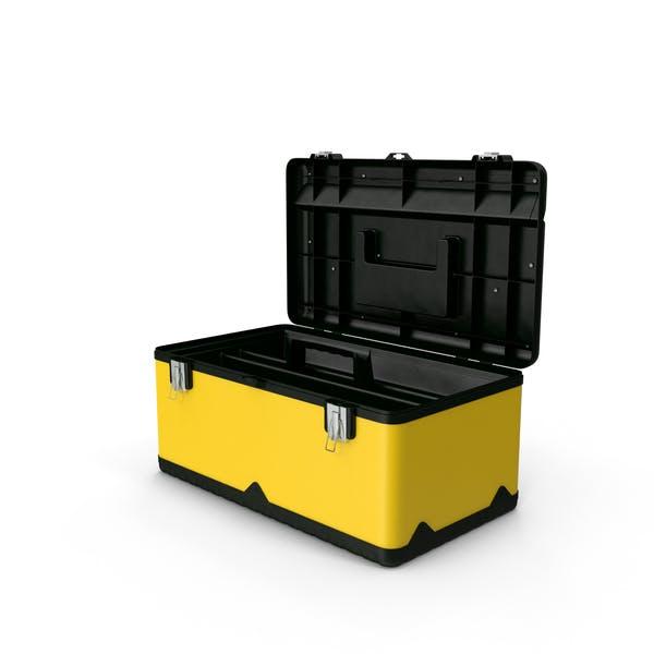 Werkzeugkiste aus Kunststoff