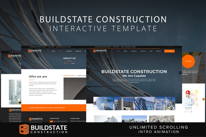 Thumbnail for Modèle interactif Buildstate Construction