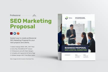 SEO Marketing Proposal