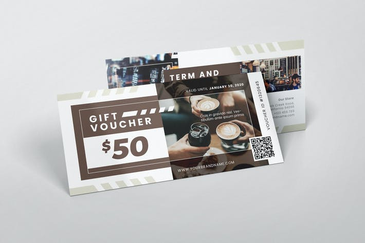Thumbnail for Coffeeshop AI and PSD Gift Voucher