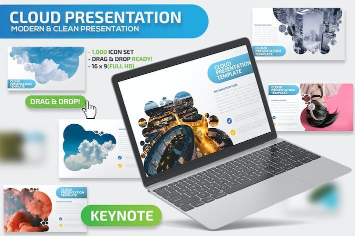 Thumbnail for Cloud Keynote Presentation
