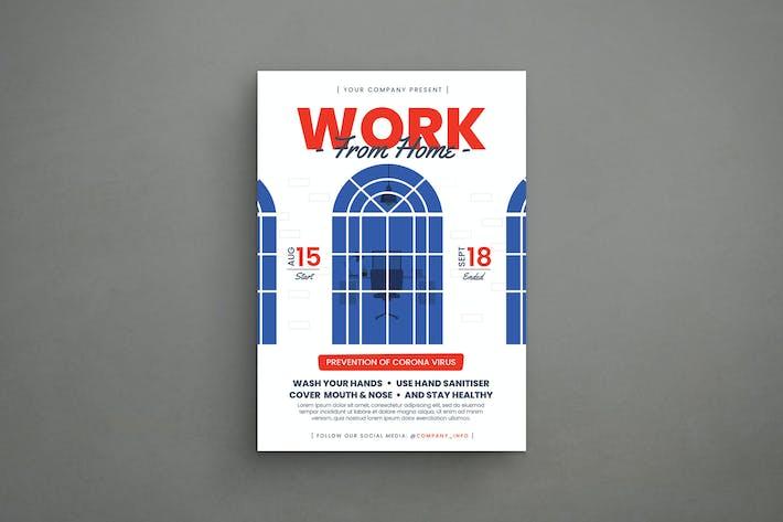 Thumbnail for Travailler à domicile