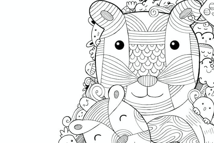 Thumbnail for Kangaroo Doodle