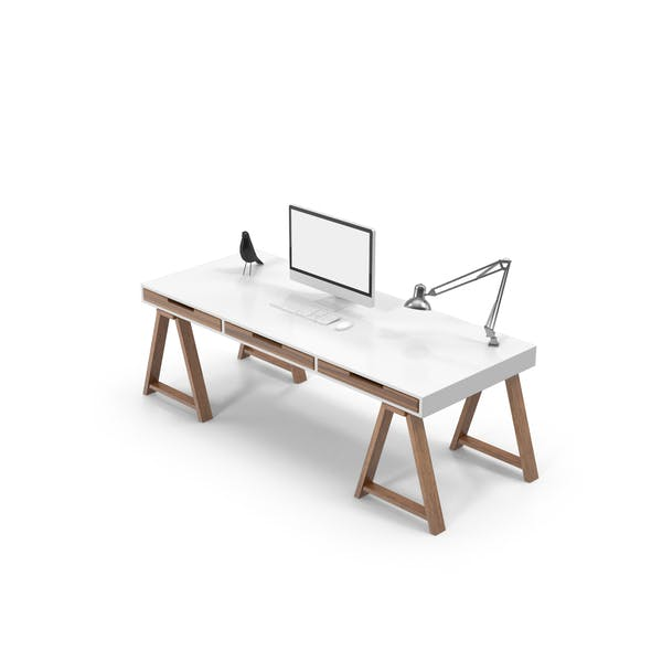 Thumbnail for Modern Desk Set