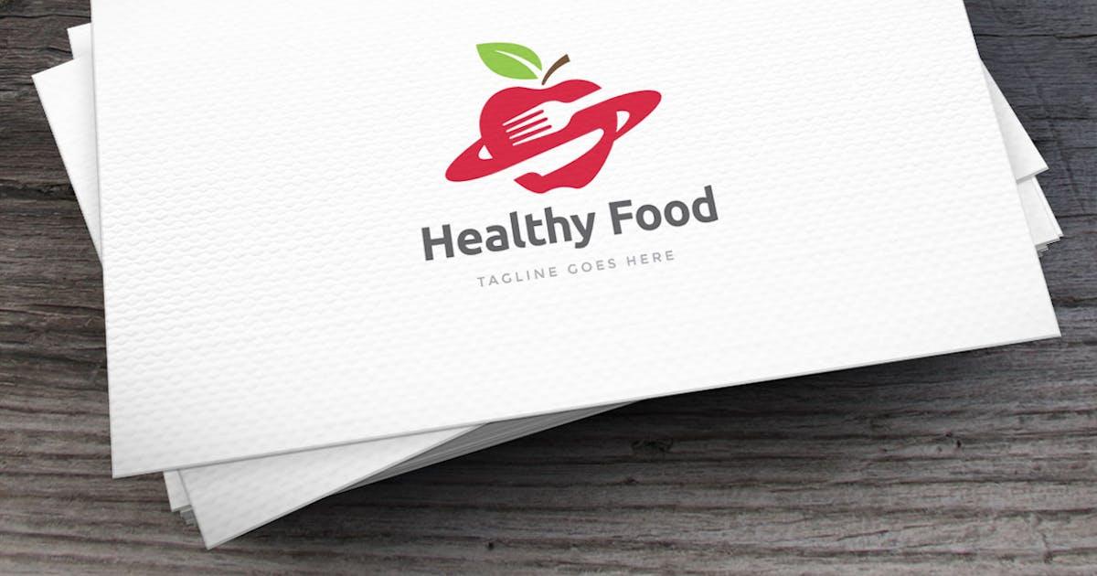 Download Healthy Food Logo Template by empativo