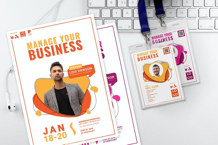 Thumbnail for Verwalten Sie Ihr Unternehmen - Seminareinladung