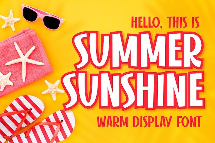Thumbnail for Sol de verano