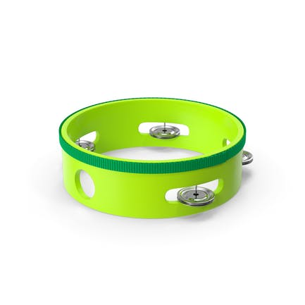 Tambourine Toy Musical Instrument