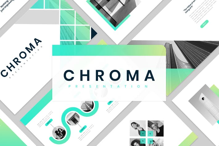 Thumbnail for Chroma Powerpoint