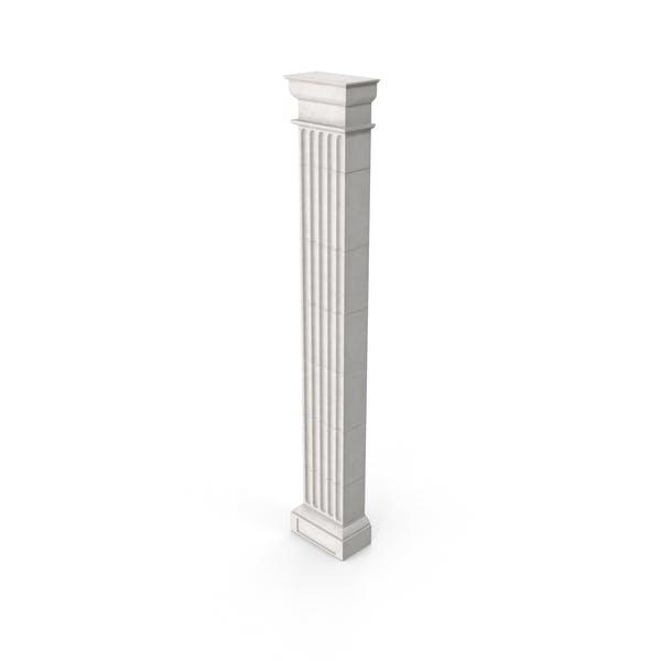 Thumbnail for Greco-Roman Doric Pilaster