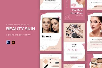 Beauty Skin Socmed Story