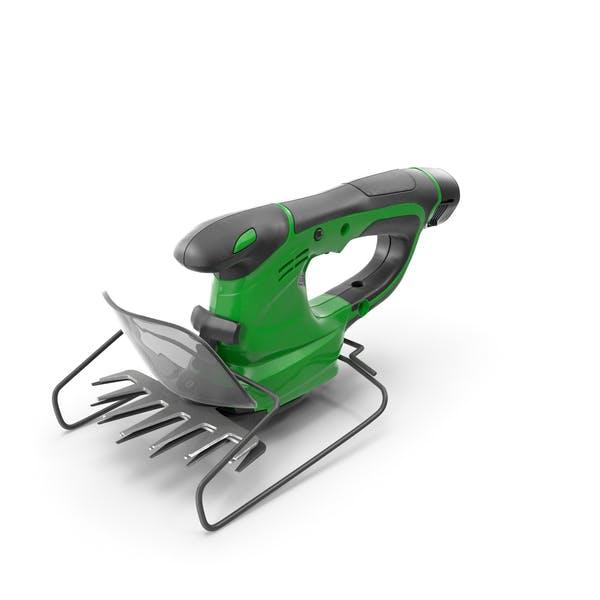 Аккумуляторные электрические ножницы для травы