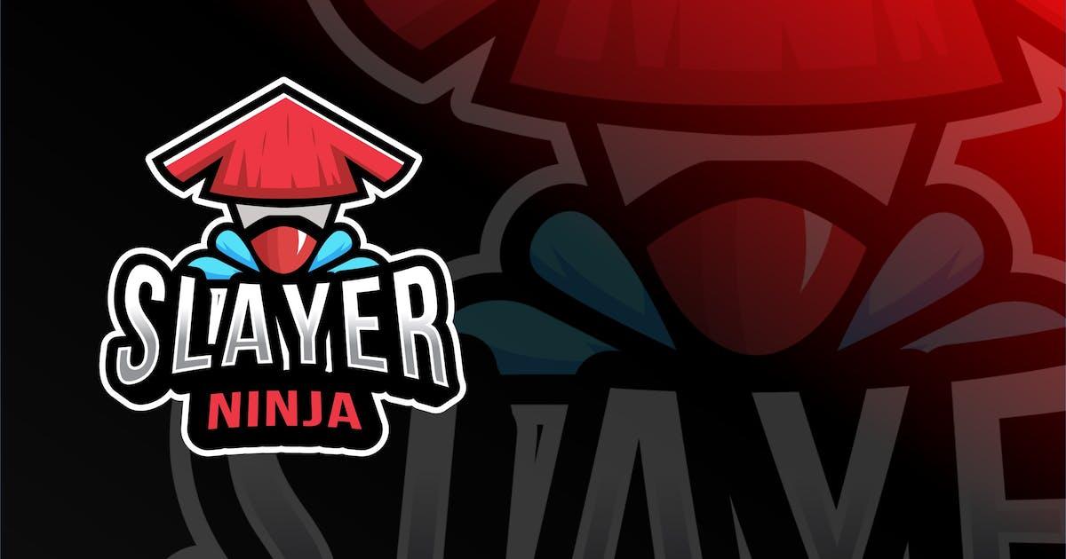 Download Slayer Ninja Esport Logo Template by IanMikraz