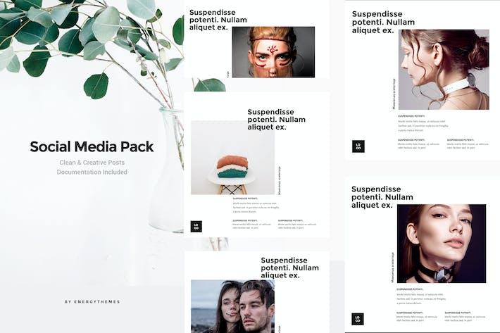 Thumbnail for Social Media Banners - Vol63