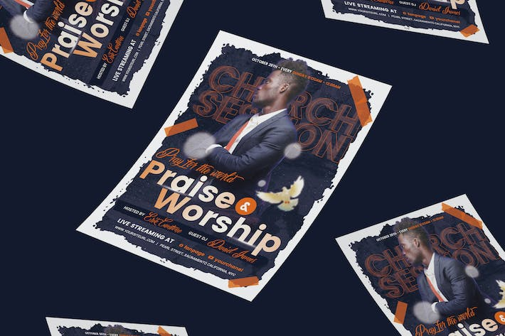 Thumbnail for Church Flyer